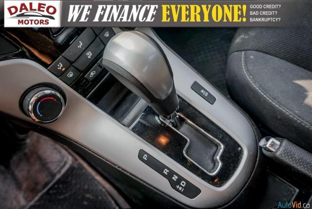 2016 Chevrolet Cruze LT / BACKUP CAM / ON STAR / BUCKET SEATS / USB Photo24