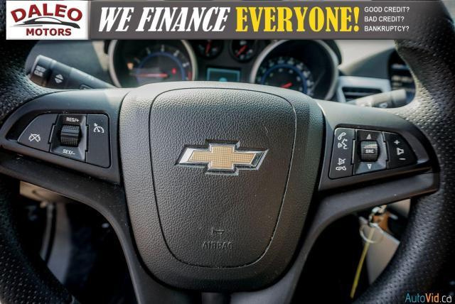 2016 Chevrolet Cruze LT / BACKUP CAM / ON STAR / BUCKET SEATS / USB Photo25