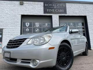 Used 2008 Chrysler Sebring TOURING // POWER AUTO ROOF // CERTIFIED for sale in Guelph, ON