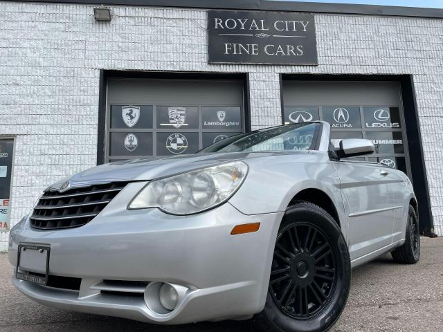 2008 Chrysler Sebring TOURING // POWER AUTO ROOF // CERTIFIED