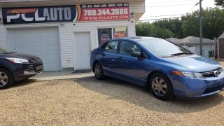 Used 2008 Honda Civic DX-G for sale in Edmonton, AB
