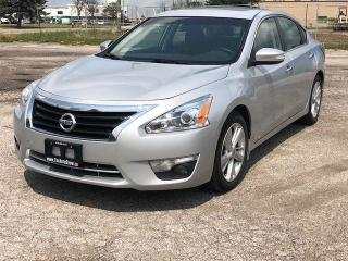 Used 2015 Nissan Altima SL Tech|Navigation|Reverse camera|Heated seats| for sale in Bolton, ON