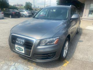 Used 2012 Audi Q5 2.0L Premium Plus AS-IS for sale in Mississauga, ON