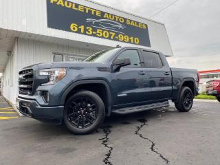 Used 2020 GMC Sierra 1500 Elevation Black Package!! Such a Beauty! Bose Audio! Heated Seats! for sale in Kingston, ON