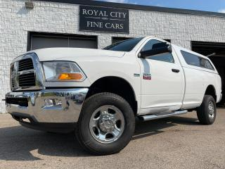 Used 2012 RAM 2500 SLT // HEMI // LONG BOX // LOW KM // RARE! for sale in Guelph, ON
