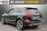 2015 Audi SQ5 3.0T Technik / BackUp Cam / Leather / Panorama Photo36