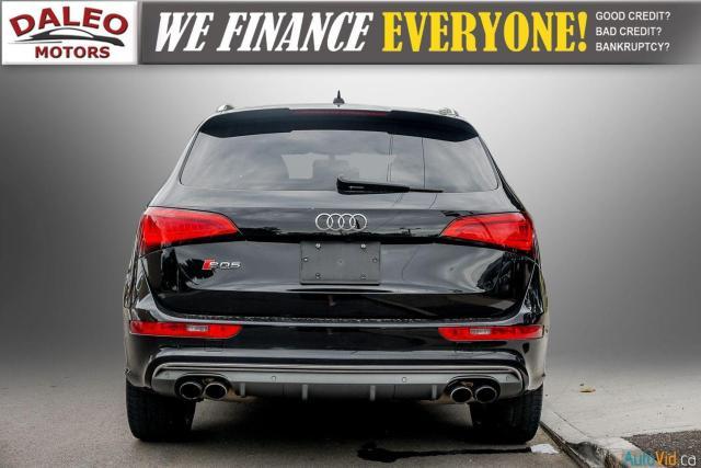 2015 Audi SQ5 3.0T Technik / BackUp Cam / Leather / Panorama Photo6