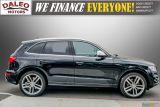 2015 Audi SQ5 3.0T Technik / BackUp Cam / Leather / Panorama Photo39