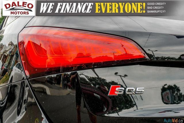 2015 Audi SQ5 3.0T Technik / BackUp Cam / Leather / Panorama Photo9