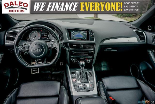 2015 Audi SQ5 3.0T Technik / BackUp Cam / Leather / Panorama Photo14