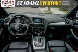 2015 Audi SQ5 3.0T Technik / BackUp Cam / Leather / Panorama Photo46