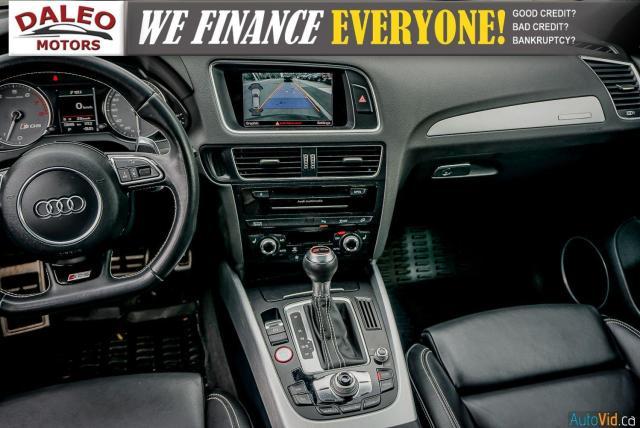 2015 Audi SQ5 3.0T Technik / BackUp Cam / Leather / Panorama Photo17