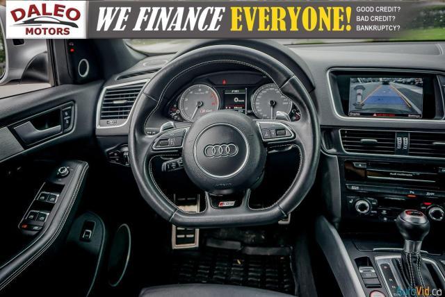 2015 Audi SQ5 3.0T Technik / BackUp Cam / Leather / Panorama Photo18