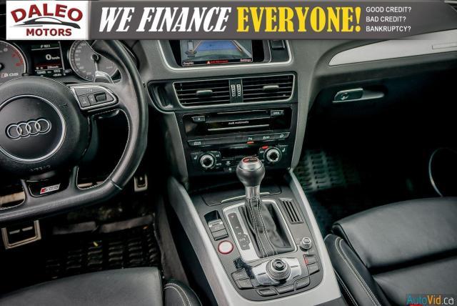 2015 Audi SQ5 3.0T Technik / BackUp Cam / Leather / Panorama Photo19