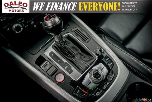 2015 Audi SQ5 3.0T Technik / BackUp Cam / Leather / Panorama Photo26