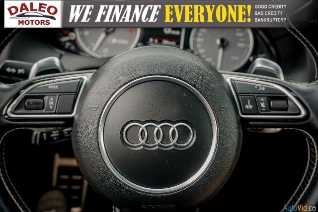 2015 Audi SQ5 3.0T Technik / BackUp Cam / Leather / Panorama Photo28