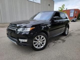 Used 2016 Land Rover Range Rover Sport Td6 HSE for sale in Vaughn, ON