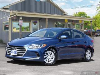 Used 2017 Hyundai Elantra LE, ONE OWNER, BLUETOOTH, HEATED SEATS for sale in Orillia, ON