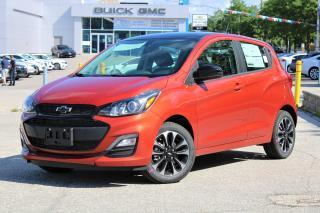 New 2021 Chevrolet Spark 1LT CVT for sale in Toronto, ON