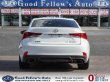2017 Lexus IS 300 F SPORT2, LEATHER SEATS, SUNROOF, NAVIGATION, LDW Photo28