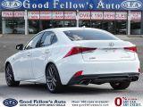 2017 Lexus IS 300 F SPORT2, LEATHER SEATS, SUNROOF, NAVIGATION, LDW Photo29