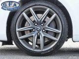 2017 Lexus IS 300 F SPORT2, LEATHER SEATS, SUNROOF, NAVIGATION, LDW Photo30