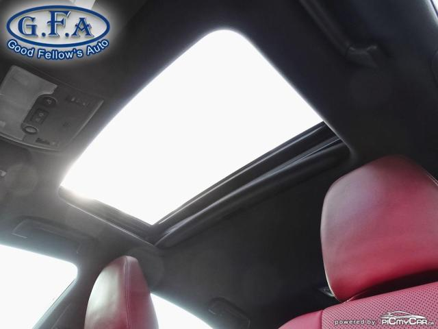 2017 Lexus IS 300 F SPORT2, LEATHER SEATS, SUNROOF, NAVIGATION, LDW Photo7