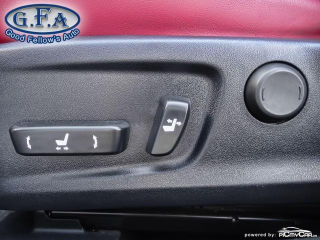 2017 Lexus IS 300 F SPORT2, LEATHER SEATS, SUNROOF, NAVIGATION, LDW Photo9