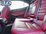 2017 Lexus IS 300 F SPORT2, LEATHER SEATS, SUNROOF, NAVIGATION, LDW Photo34