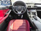 2017 Lexus IS 300 F SPORT2, LEATHER SEATS, SUNROOF, NAVIGATION, LDW Photo38