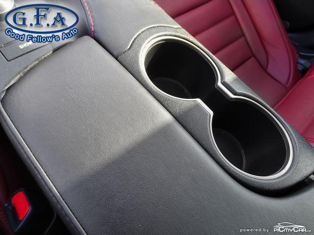 2017 Lexus IS 300 F SPORT2, LEATHER SEATS, SUNROOF, NAVIGATION, LDW Photo16