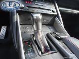 2017 Lexus IS 300 F SPORT2, LEATHER SEATS, SUNROOF, NAVIGATION, LDW Photo41