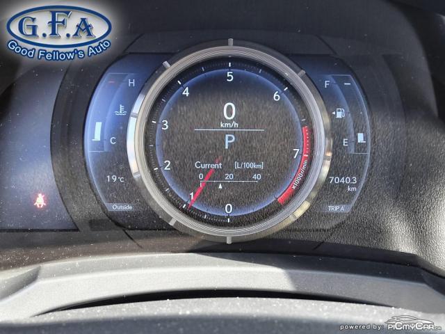 2017 Lexus IS 300 F SPORT2, LEATHER SEATS, SUNROOF, NAVIGATION, LDW Photo19