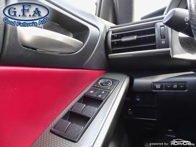 2017 Lexus IS 300 F SPORT2, LEATHER SEATS, SUNROOF, NAVIGATION, LDW Photo20