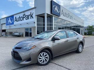 Used 2017 Toyota Corolla LE | HEATED SEATS | BLUETOOTH | BACKUP CAMERA | for sale in Innisfil, ON