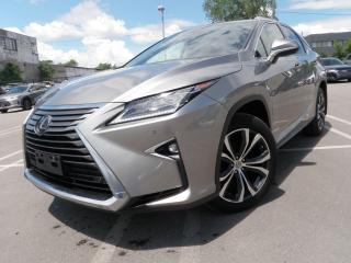 Used 2017 Lexus RX 350 Luxury for sale in Toronto, ON