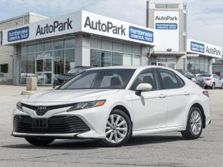 Used 2019 Toyota Camry LE BACKUP CAM|HEATED SEATS|BLUETOOTH|A/C for sale in Mississauga, ON