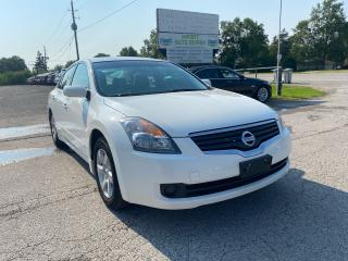 Used 2009 Nissan Altima for sale in Komoka, ON