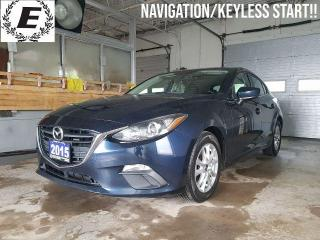 Used 2015 Mazda MAZDA3 SPORT i-TOURING   NAVIGATION!! for sale in Barrie, ON