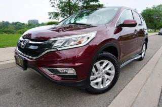 Used 2016 Honda CR-V EX-L / LOW KM'S / STUNNING COMBO / CLEAN CARFAX for sale in Etobicoke, ON