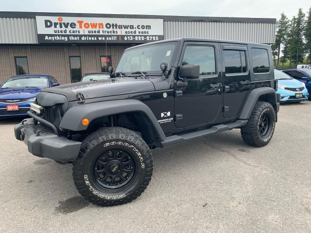 2008 Jeep Wrangler X UNLIMITED **AUTOMATIC**
