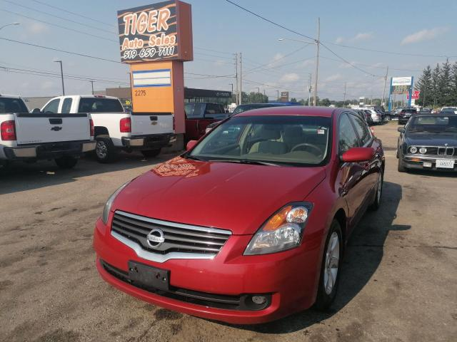 2009 Nissan Altima *4 CYLINDER*AUTO*ALLOYS*AS IS SPECIAL