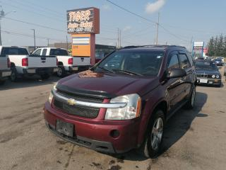 Used 2008 Chevrolet Equinox LS*ALLOYS*ONLY 140KMS*AWD*AS IS SPECIAL for sale in London, ON