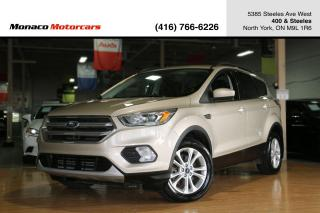 Used 2017 Ford Escape SE AWD - BACKUPCAMERA|REMOTE START|HEATED SEATS for sale in North York, ON