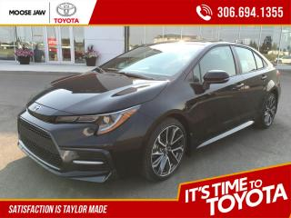 New 2021 Toyota Corolla SE for sale in Moose Jaw, SK