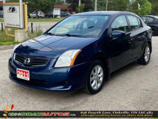 Used 2011 Nissan Sentra ONE OWNER|LOW KM|NO ACCIDENT|WARRANTY|CERTIFIED for sale in Oakville, ON