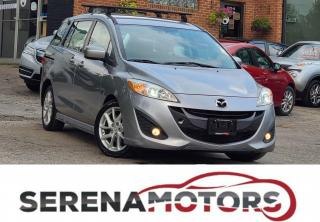 Used 2012 Mazda MAZDA5 GT | AUTO | HTD SEATS | BLUETOOTH | ONE OWNER for sale in Mississauga, ON