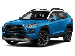 New 2021 Toyota RAV4 TRAIL for sale in Hamilton, ON