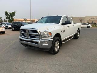 Used 2014 RAM 2500 SLT   HEAVY DUTY   4X4   $0 DOWN - APPROVED! for sale in Calgary, AB