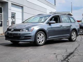 Used 2016 Volkswagen Golf Sportwagon Comfortline/fresh trade/HEATED SEATS for sale in Burlington, ON